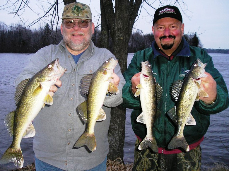 walleye fishermen
