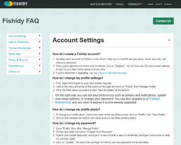 fishidy faq page