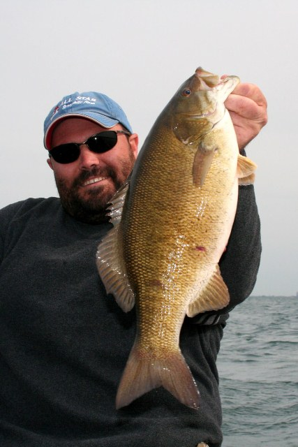 smallmouth catch