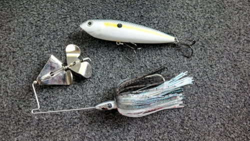 topwater bass lures