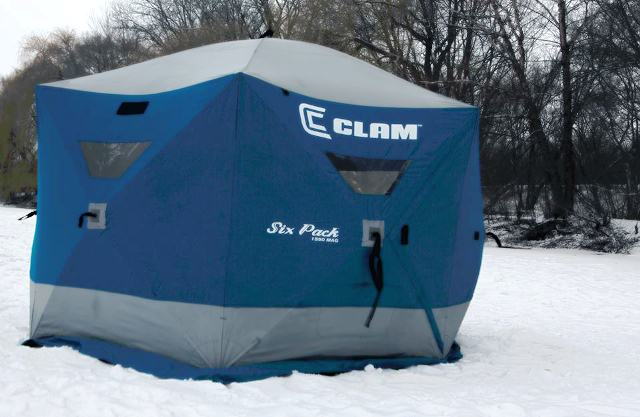 hub ice shack