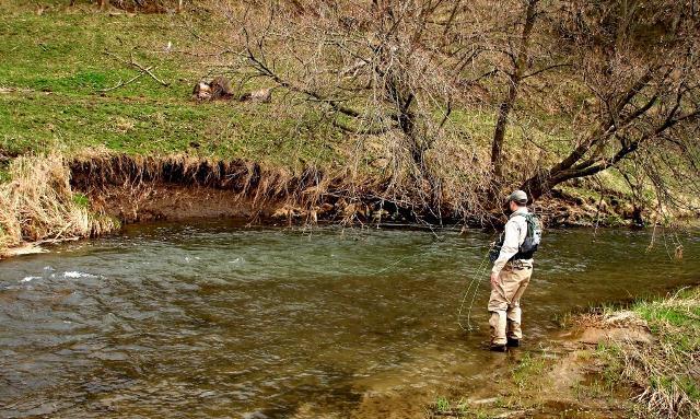 trout hole