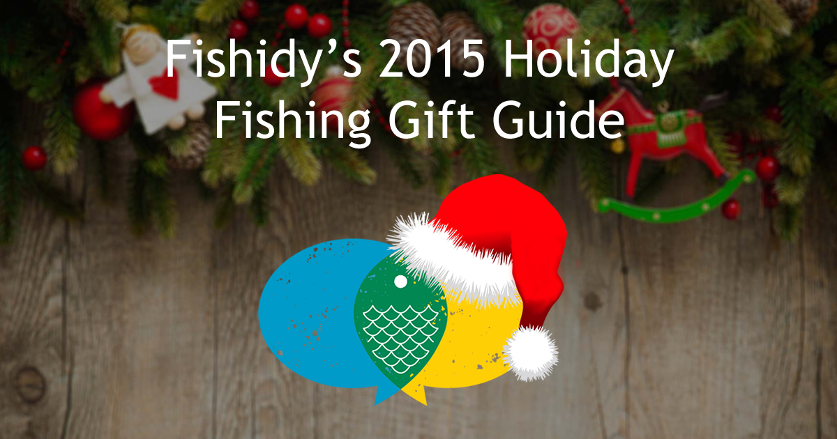 holiday fishing gift guide