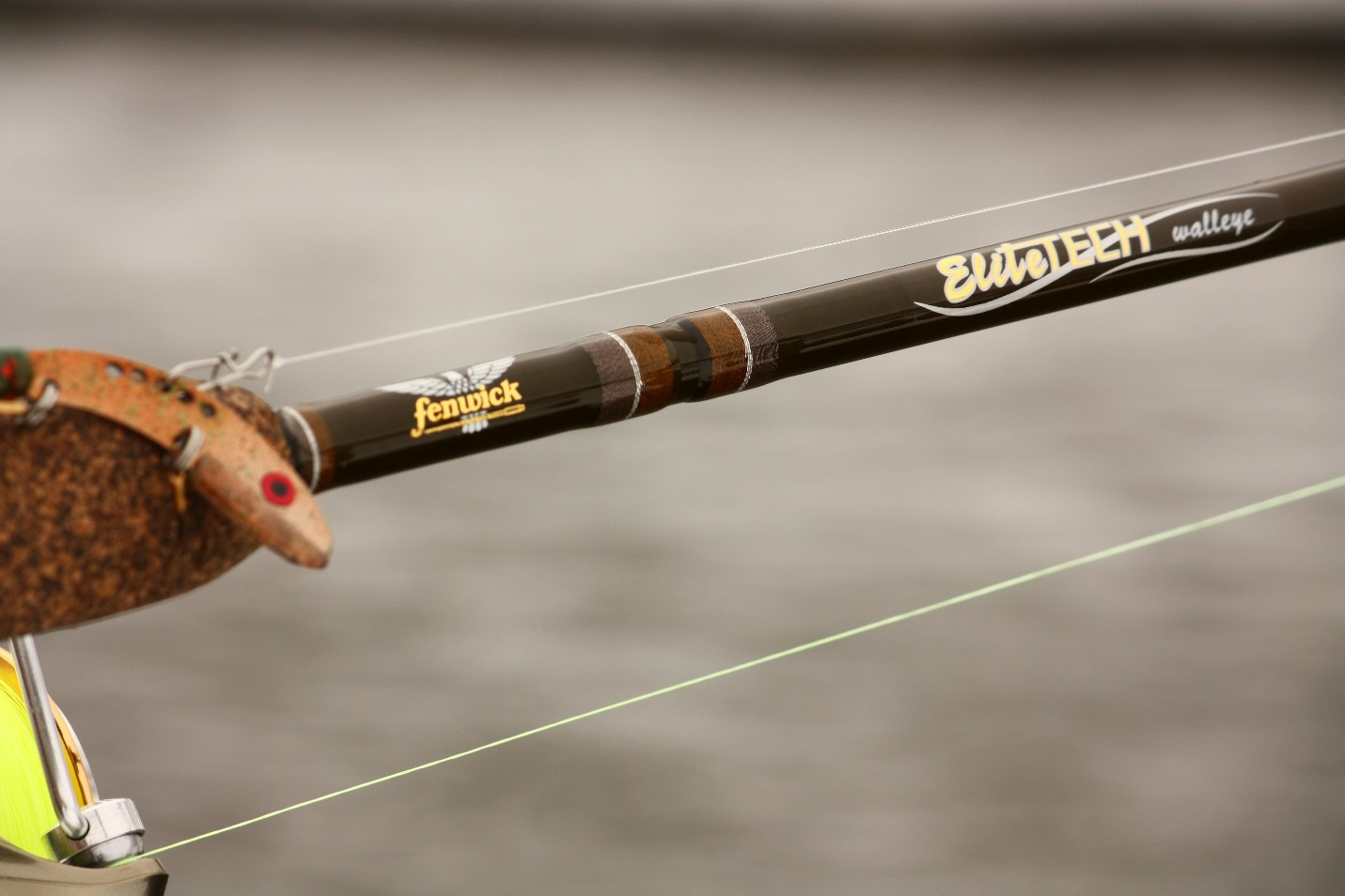 Choosing the right walleye rods jigging rigging for Walleye fishing tackle