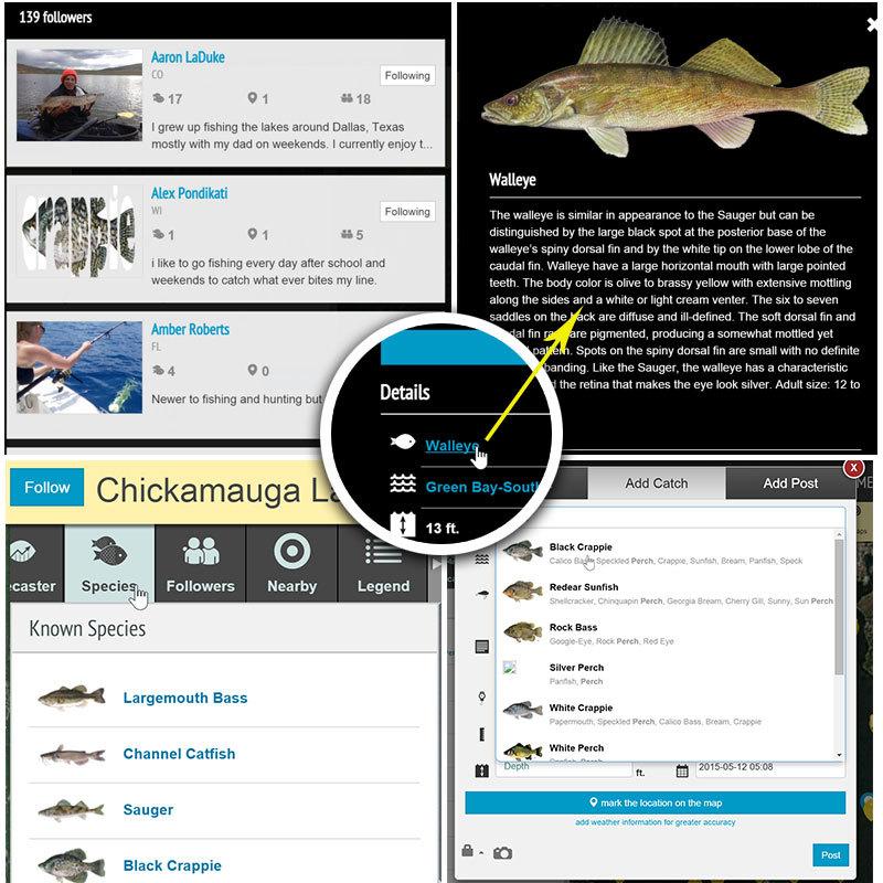 species updates