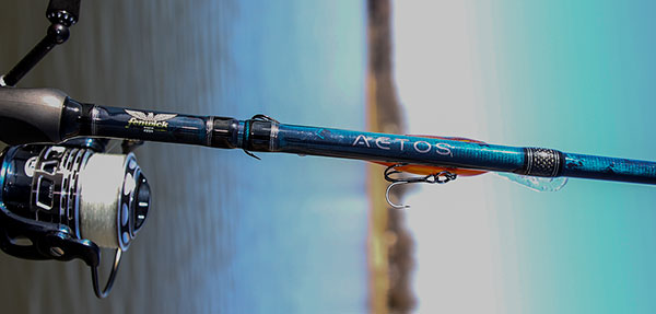 Fenwick Aetos Rod and Pflueger Patriarch Reel