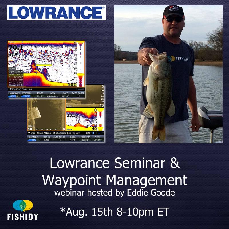 lowrance seminar