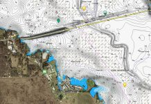lake fork navionics map layer