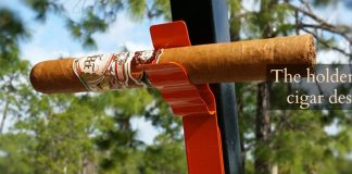 cigar holder header