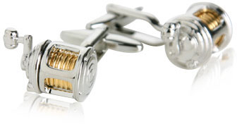 fishing-reel-cufflinks