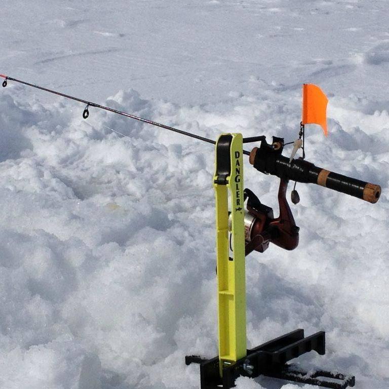 dangler tip down rod holder
