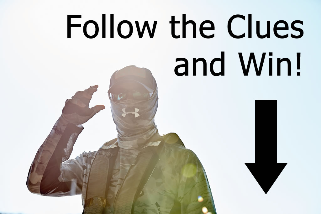 follow clues