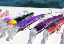 walleye baits