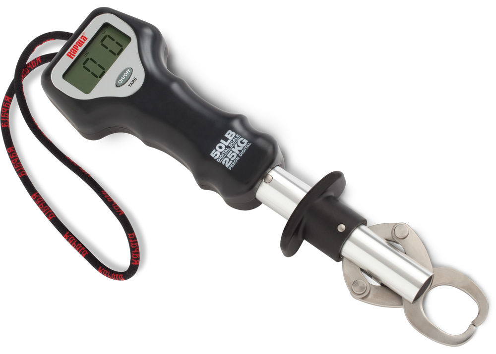 rapala digital scale fish gripper