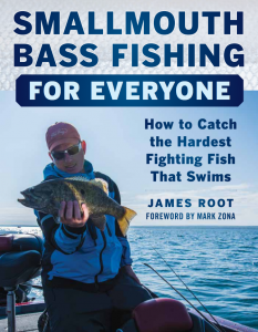 smallmouth bass fishing book