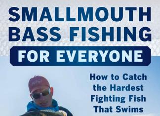 smallmouth bass fishing book