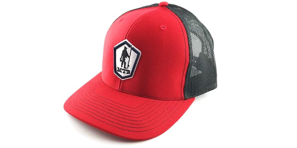 MTB snapback hat