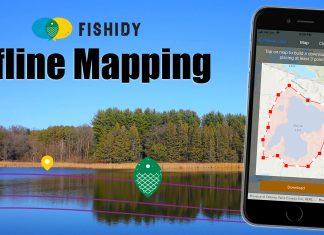 fishidy offline mapping