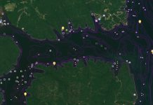 kentucky lake map