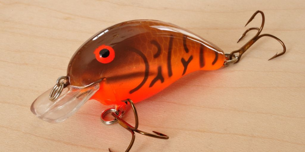 crankbait fishing lure