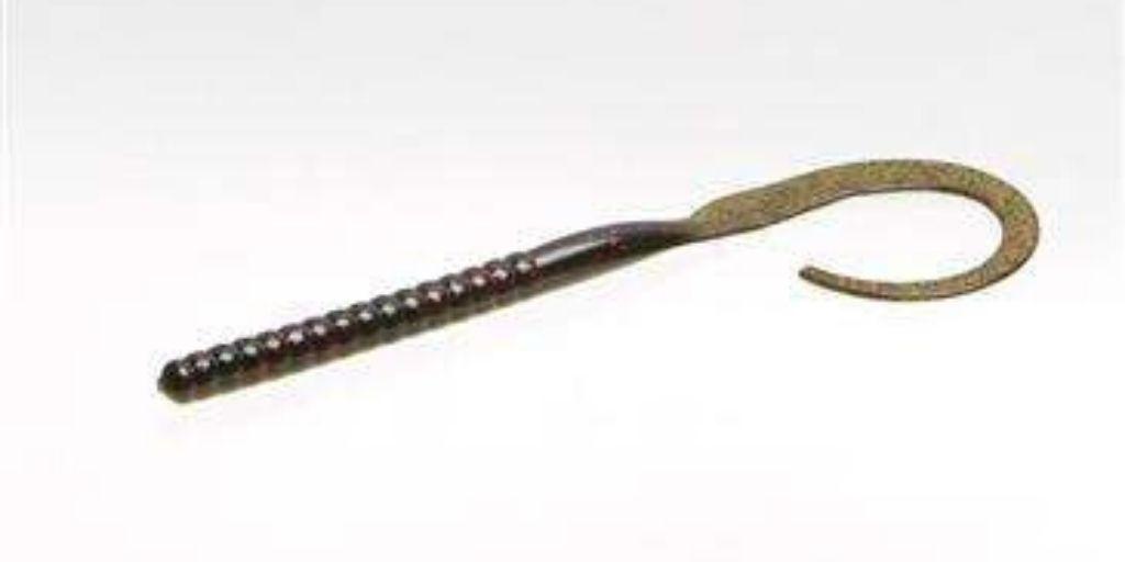 plastic worm lure